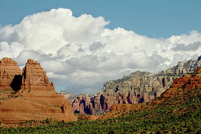 Photograph - Sedona Arizona by Bill Gallagher