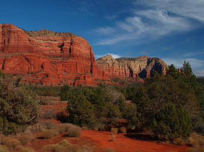 Photograph - Sedona Arizona by James Peterson