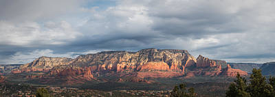 Sedona Arizona Art Print by Joseph Smith
