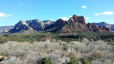 Photograph - Sedona, Arizona by Judith Rhue