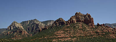 Photograph - Sedona Arizona Panorama II by David Gordon