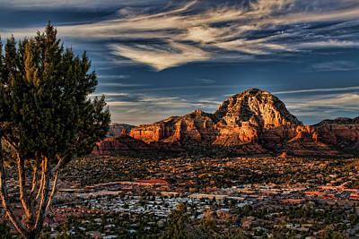 Photograph - Sedona Arizona by Waterdancer
