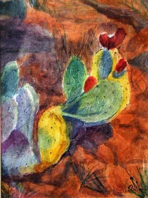 Sedona I Art Print by Stephanie Allison