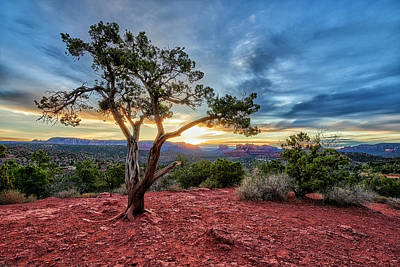 Photograph - Sedona In The Morning by Jon Glaser