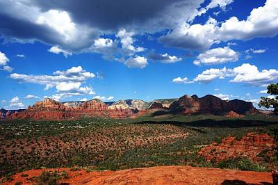 Photograph - Sedona by Julia Ivanovna Willhite