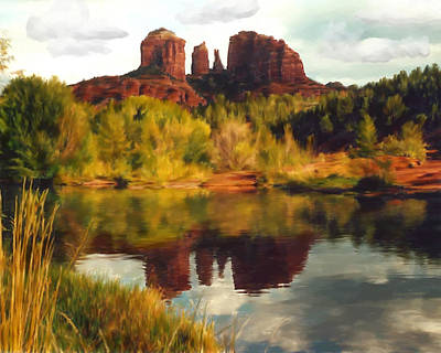 Photograph - Sedona by Kurt Van Wagner