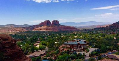 Photograph - Sedona by Lorna Maza