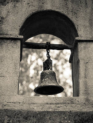 Photograph - Sedona Mission Bell by Ross Henton