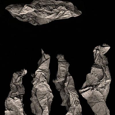 Sedona One Art Print by Peter Cutler