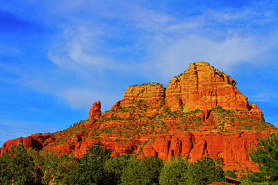 Photograph - Sedona Red Rocks by Bill Barber