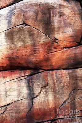 Photograph - Sedona Red Rocks V by John Rizzuto