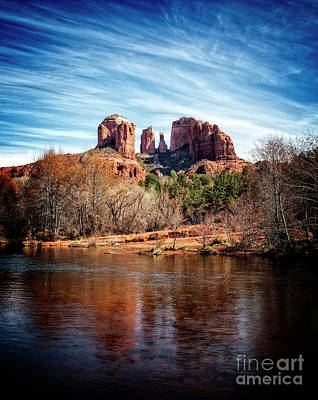 Photograph - Sedona Reflections by Scott Kemper