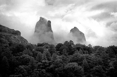Photograph - Sedona Sisters by Dave Beckerman