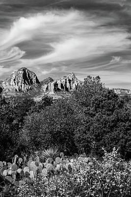 Photograph - Sedona Sky by Glenn DiPaola