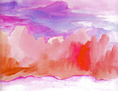 Painting - Sedona Sky by Vicki Lynn Sodora