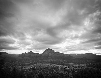 Photograph - Sedona Sunset by Dave Beckerman