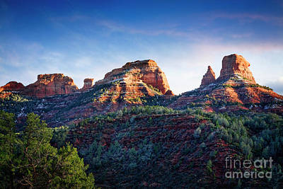 Photograph - Sedona Sunset by Scott Kemper