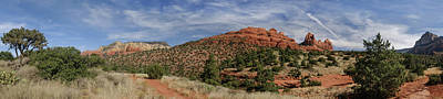 Photograph - Sedona Trails by Glenn DiPaola