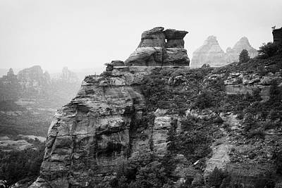 Photograph - Sedona Valley by Dave Beckerman