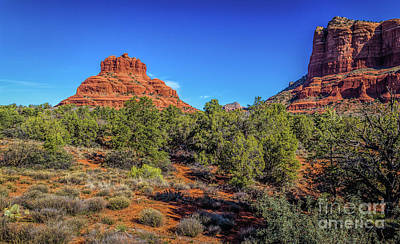 Photograph - Sedona Vortex by Jon Burch Photography