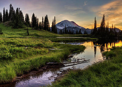 Photograph - Seductive Intoxication Of Mountain Beauty by Mark Kiver