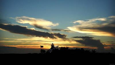 Photograph - Seductive Sunset by Brenda Conrad