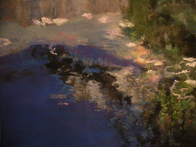 Pastel - Seductive Waters by Anita Stoll