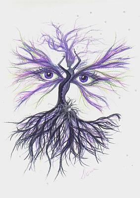 See Lavender Art Print