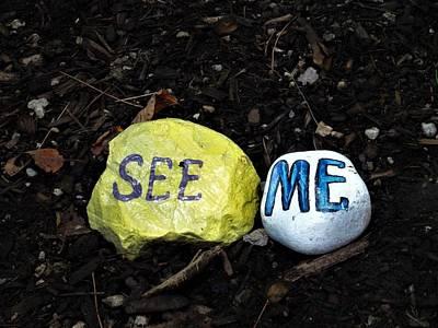 Photograph - See Me by Amanda Balough