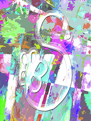 Digital Art - See More Clearly Three by Payet Emmanuel