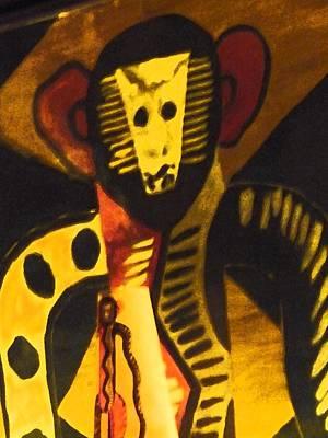See No Evil Art Print by Florene Welebny