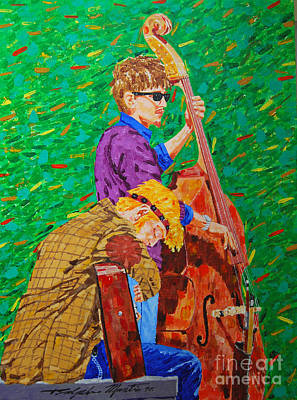 Painting - See The Music In You by Art Mantia