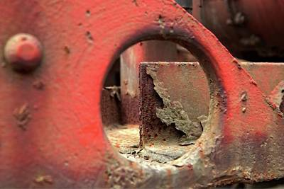Photograph - See The Rust by Karol Livote