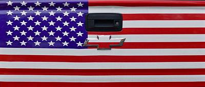Photograph - See The U S A In A Chevrolet by Ira Shander