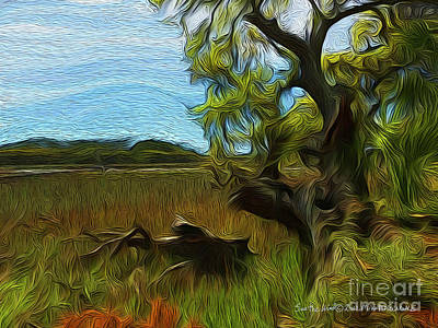 Digital Art - See The Wind 4 by Mike Massengale