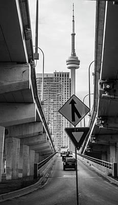 Photograph - See Toronto My Way by David Pantuso