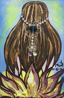 Mixed Media - Seed Of Peace by Marita Valdizan