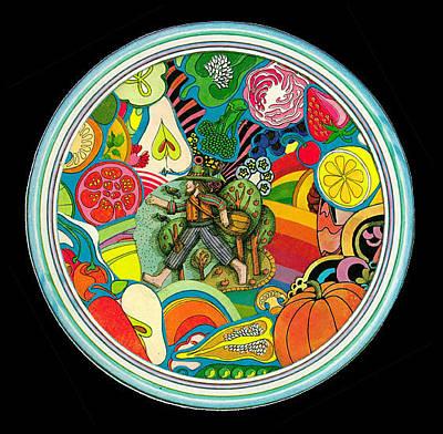 Mixed Media - Seed Sower by Rob Yamabushi