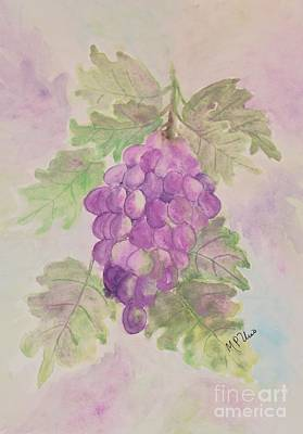 Painting - Seedless N Sweet by Maria Urso
