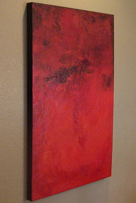 Painting - Seeing Red by Tamara Bettencourt