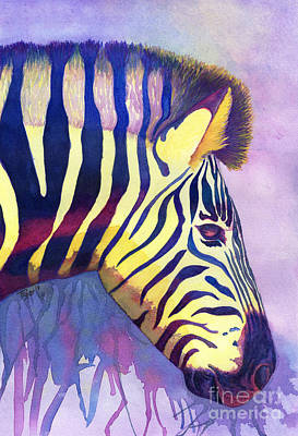 Painting - Seeing Stripes by Tanya Tyrer