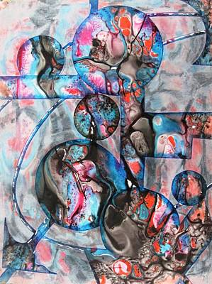 Boardroom Mixed Media - Seek And Find by David Raderstorf