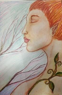 Painting - Seeking Ceris by Janice T Keller-Kimball
