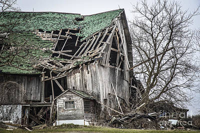 Photograph - Seen Better Days by Joann Long