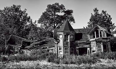 Photograph - Seen Better Days by Mick Burkey