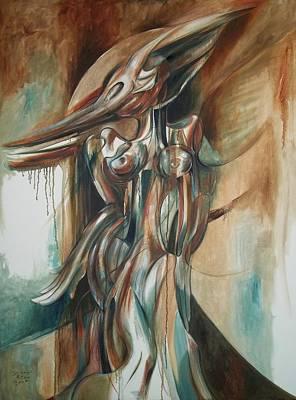 Painting - Seetherer by Joseph York