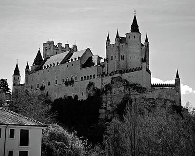 Photograph - Segovia Castle by Matt MacMillan