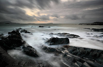 Photograph - Seil Island by Grant Glendinning