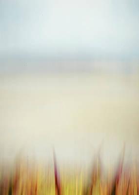 Photograph - Seilebost Beach Abstract by Nancy Lisa Phillips