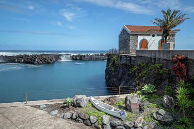Photograph - Seixal - Madeira by Joana Kruse